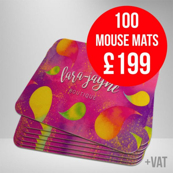 The Print Hive Mouse Mats