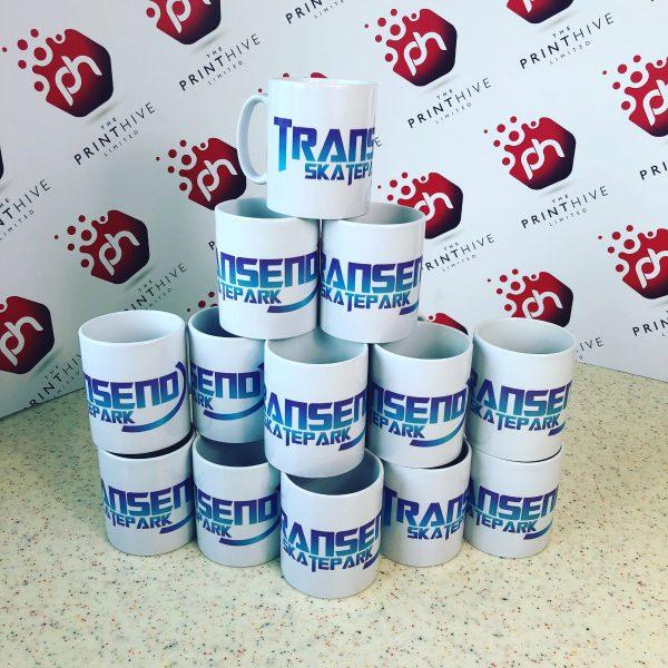 The Print Hive Branded Printed Mugs
