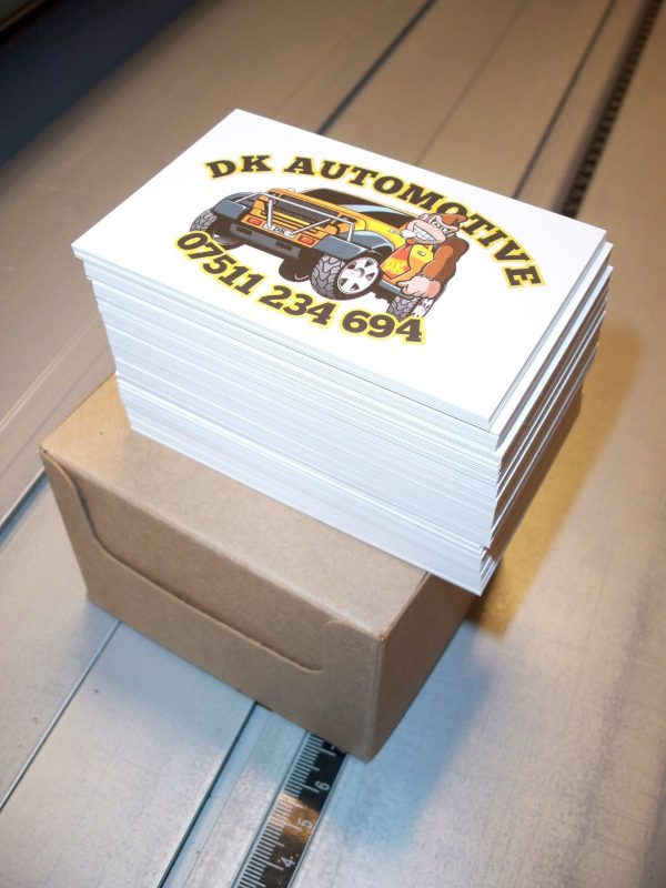 The Print Hive Business Cards